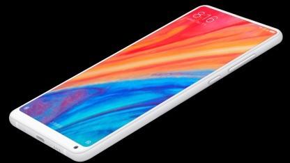 Das neue Mi Mix 2S von Xiaomi