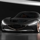 Genesis Essentia: Hyundai stellt einen futuristischen Elektrosportwagen vor