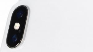 Beim iPhone X geht das Kameralicht bei kalten Temperaturen nicht an.