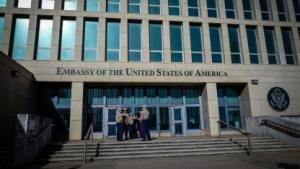US-Botschaft in Kuba: Defekters Abhörgerät ist plausibler als eine Schallwaffe.