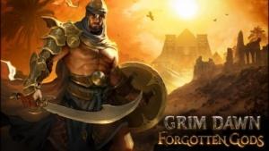 Artwork von Grim Dawn Forgotten Gods