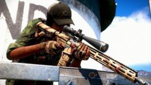 Artwork vom Ubisoft-Actionspiel Far Cry 5