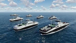 Elektrofähren von Hayvard: von Anfang an als E-Schiffe konzipiert