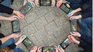 Der Kreis der Switch-Spieler wächst kontinuierlich.