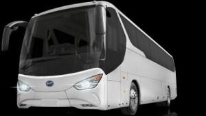 Elektrobus C9 von BYD