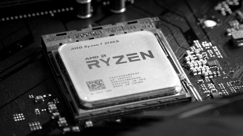 Test von AMDs Ryzen 7 2700X