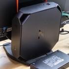 HP Z2 Mini Workstation G3 im Test: Leises Rauschen hinterm Monitor