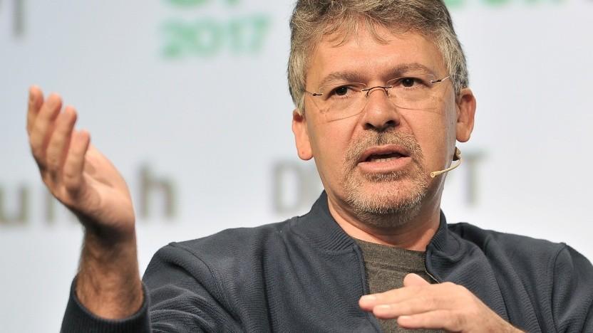 John Giannandrea leitet die KI-Abteilung bei Apple.