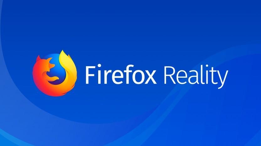 Firefox soll VR-Headsets erobern.