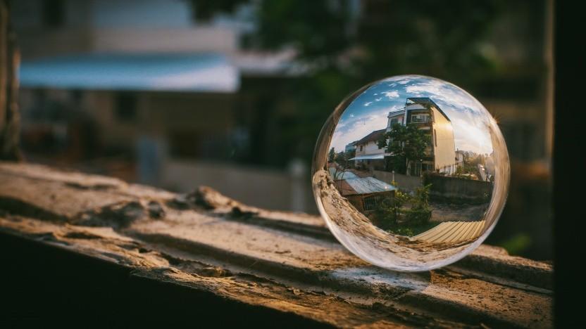 Der Blick in die Glaskugel: Kommt eine AR-Brille von Apple?