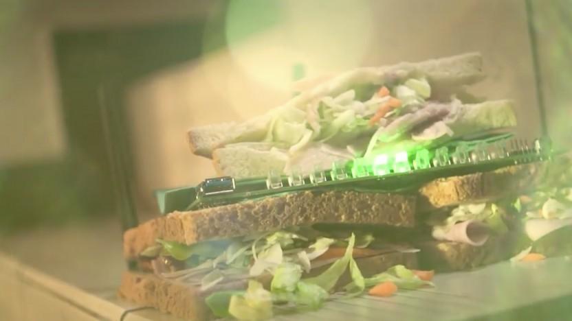Der neue Router von Cz.nic soll wie ein Sandwich funktionieren