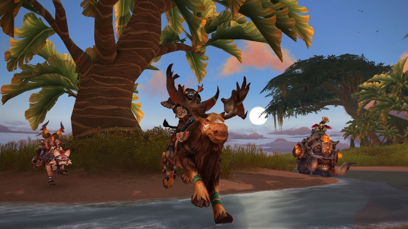 Blizzard World Of Warcraft Bekommt Am 14 August 2018 Neue
