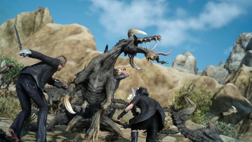 Der Kampf zwischen Gut und Böse in Final Fantasy 15 dauert noch ein bisschen länger...