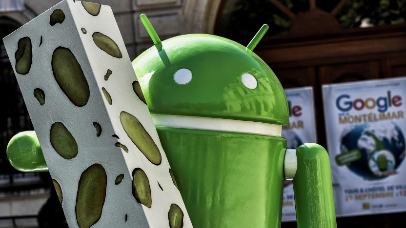 Seit Nougat nutzt Android das OpenJDK.