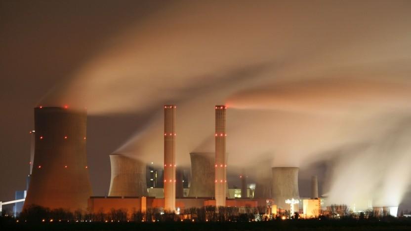 Braunkohle-Kohlekraftwerk Niederaußem in Nordrhein-Westfalen: CCS ist nur in extrem kleinem Maßstab im Einsatz.