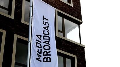 Am Standort von Media Broadcast