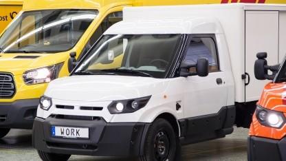 Paketdienste experimentieren in Berlin mit Lastenrädern - GÄUBOTE
