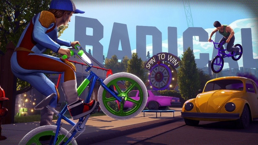 Artwork von Radical Heights