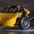 T-Rex Trike: Elektroauto mit drei Rädern erhält Antrieb aus Elektromotorrad