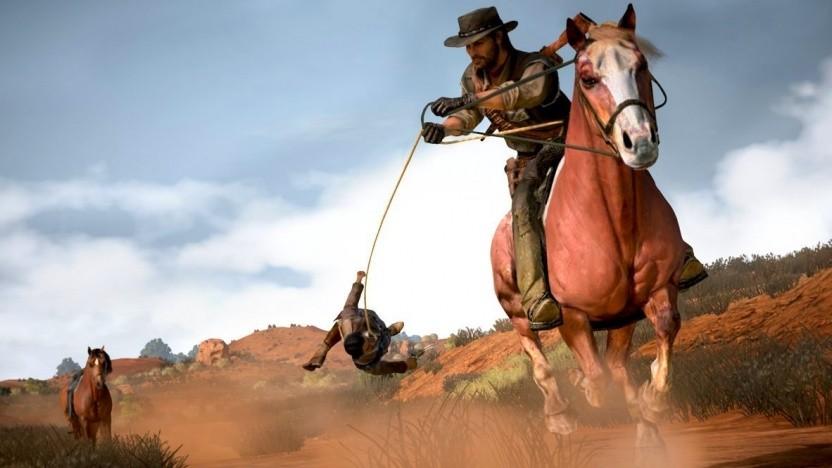Red Dead Redemption ist mit 4K-Auflösung für die Xbox One X verfügbar.