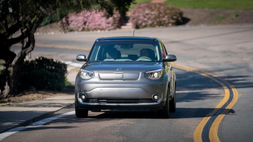 Elektroauto Kia Soul EV: reine Machbarkeitsstudie