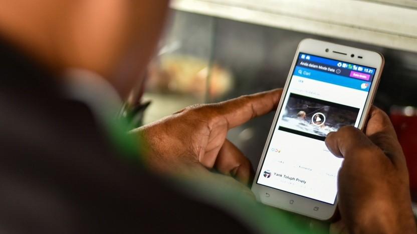 Mit AV1 wird die Bitrate von Videos reduziert, das sollte Smartphone-Nutzer freuen.
