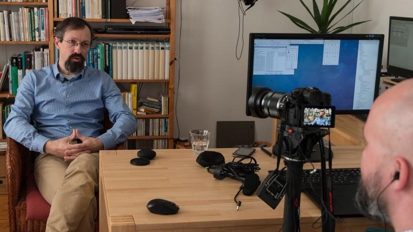 Bildforensiker Jens Kriese im Gespräch mit Golem.de: Social-Media-Bilder sind statistisch geradezu unbrauchbar.