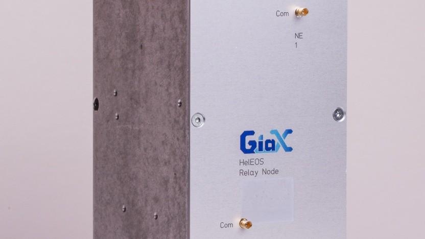 Relay Node BK-Bauform von Giax
