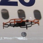 Advanced Inspection Drone: Quadrocopter überprüft Flugzeugrümpfe auf Schäden