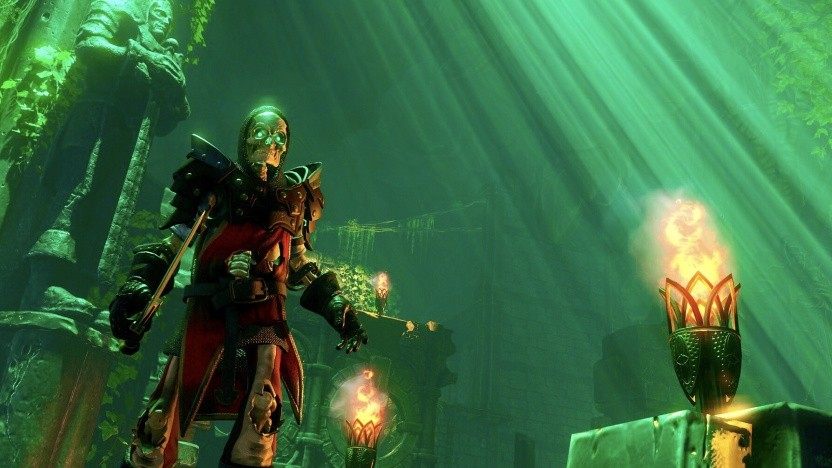 Artwork von Underworld Ascendant