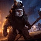 Star Wars Battlefront 2: Action mit Ewoks