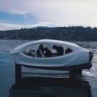 Elektromobilität: Sea Bubbles testet Tragflächen-Elektroboote in Genf