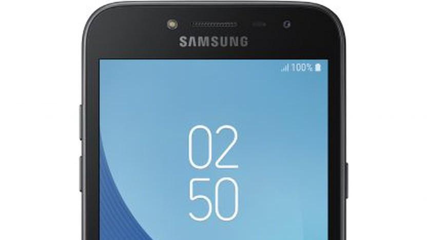 Das Galaxy J2 Pro ist ein echtes Offline-Smartphone.