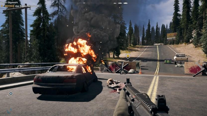 Cracker haben das DRM von Far Cry 5 geknackt.