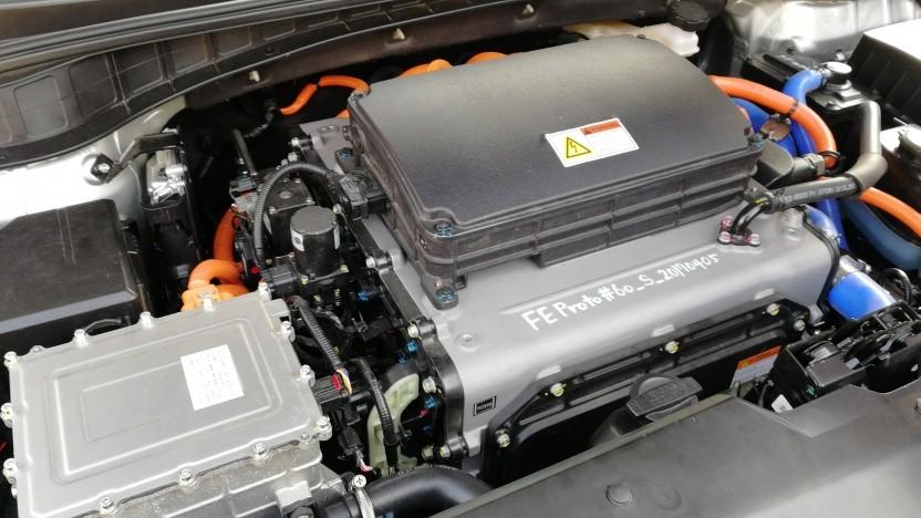 Der Antrieb des Hyundai Nexo
