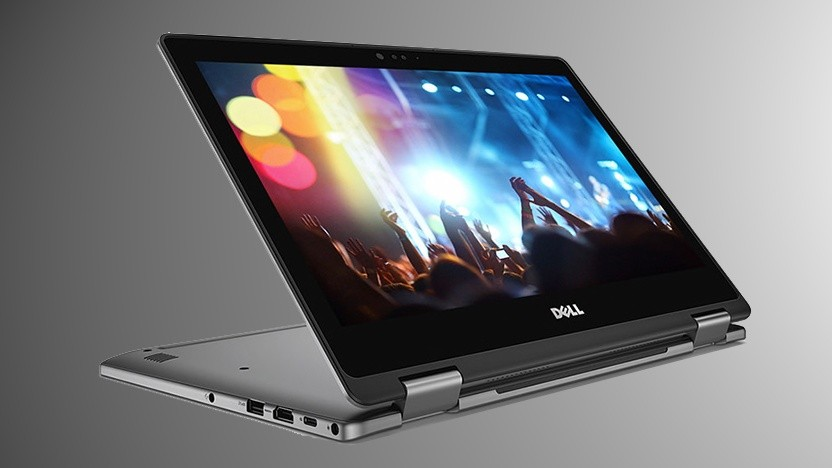 Dells Inspiron 13 kommt mit AMD-Prozessor.
