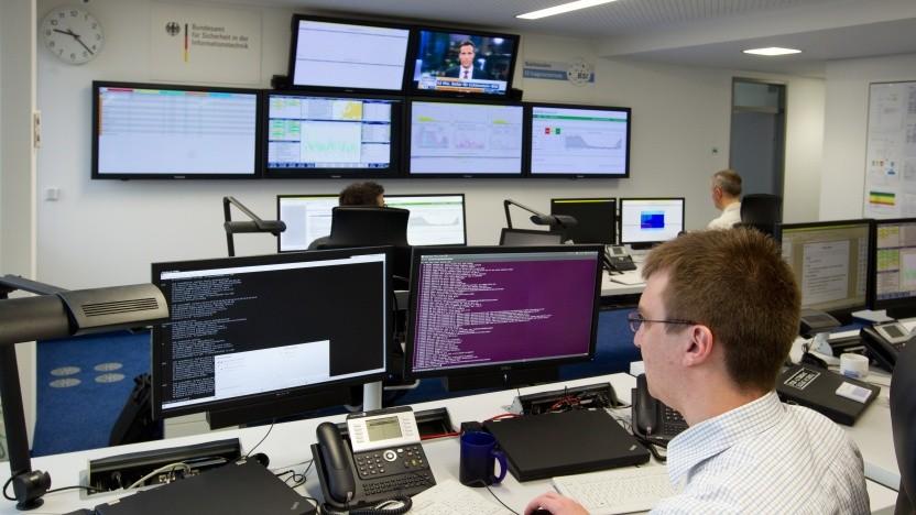 Für das BSI sind die vermeintlichen Cyber-Angriffe offenbar nichts Neues.