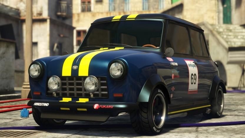 Artwork von The Vespucci Job für GTA 5 Online