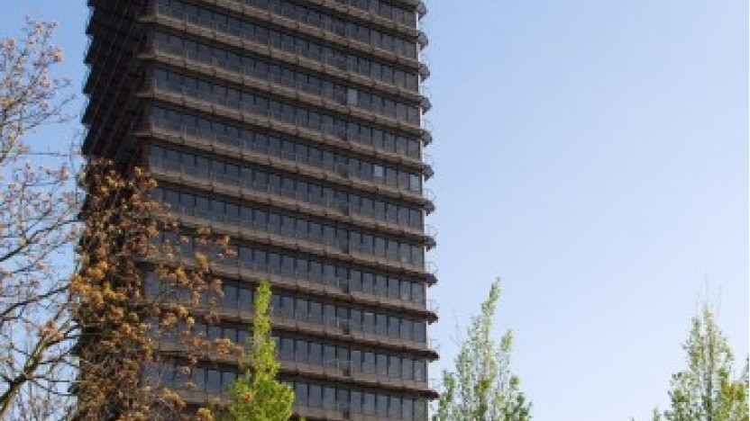 Das Deutschlandradio-Funkhaus in Köln