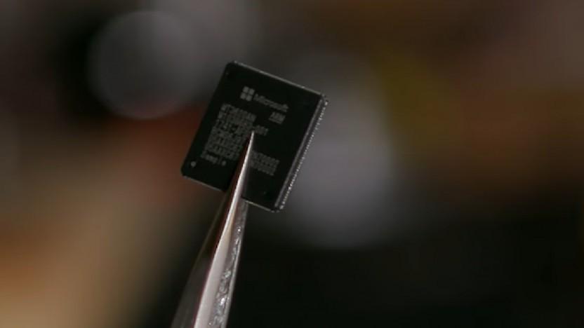 Der erste Azure-Sphere-Chip wird der Mediatek MT3620 sein.