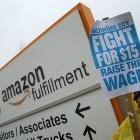 Verdi: Amazon-Lagerarbeiter wollen internationale Streiks