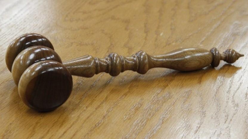 Der Richter wird wegen Befangenheit abgelehnt