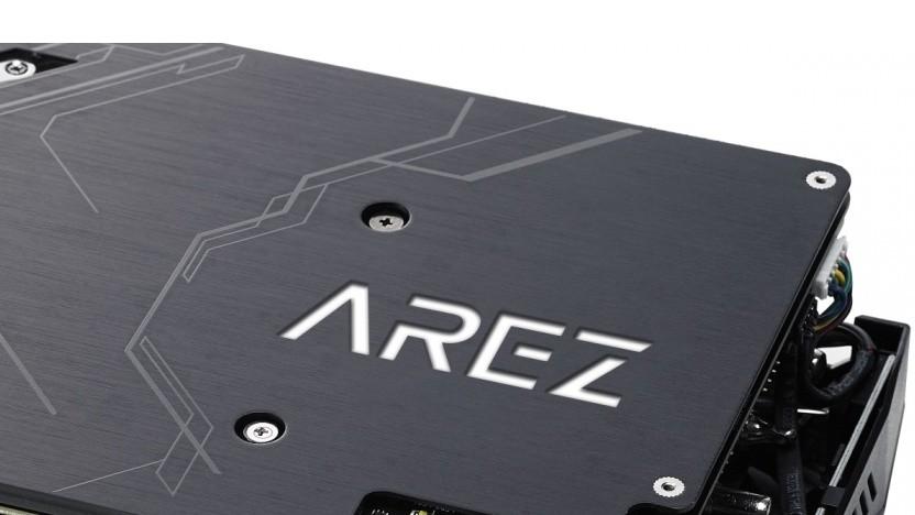 Arez statt ROG - Asus bennannte seine Radeon-Karten schon um.