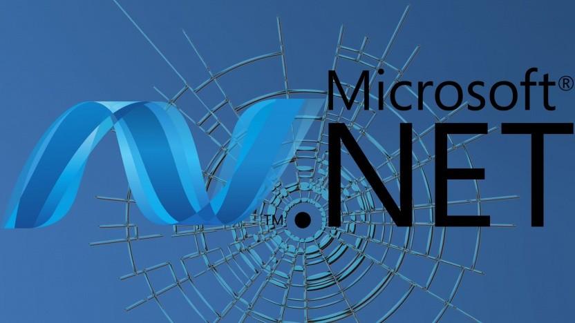 Ein Problem in der .Net-Implementierung ermöglicht Codeausführung.