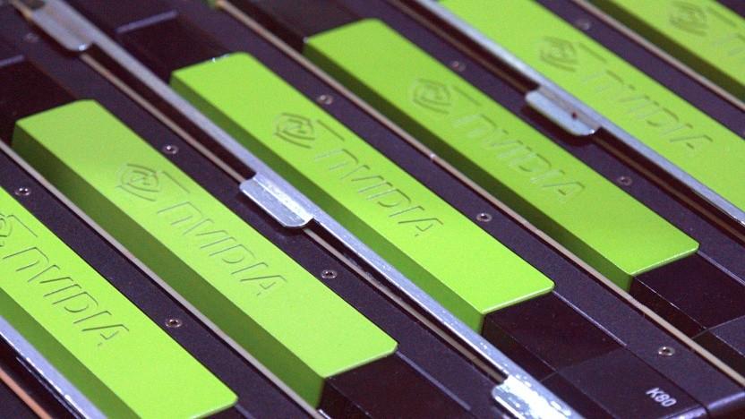 Nvidia GPUs wie diese Tesla K80 unterstützen Nvdec zum Dekodieren von Videos.