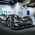 VW I.D. R Pikes Peak: VW stellt Elektrorenner für das Pikes-Peak-Bergrennen vor