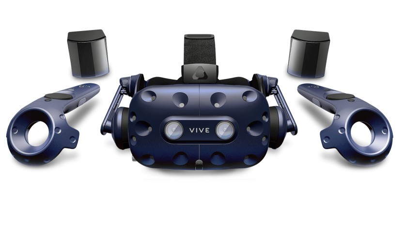 Vive Pro mit SteamVR Tracking 2.0