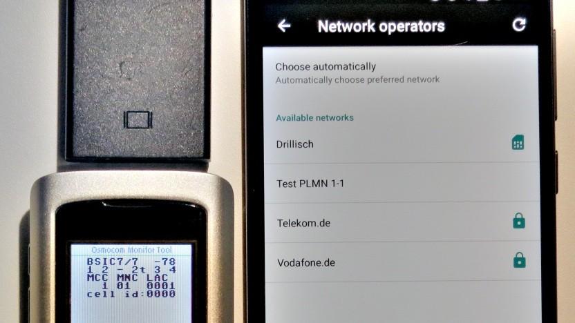 Ein besonderer Hack macht den VGA-Adapter zum Mobilfunk-Sender.