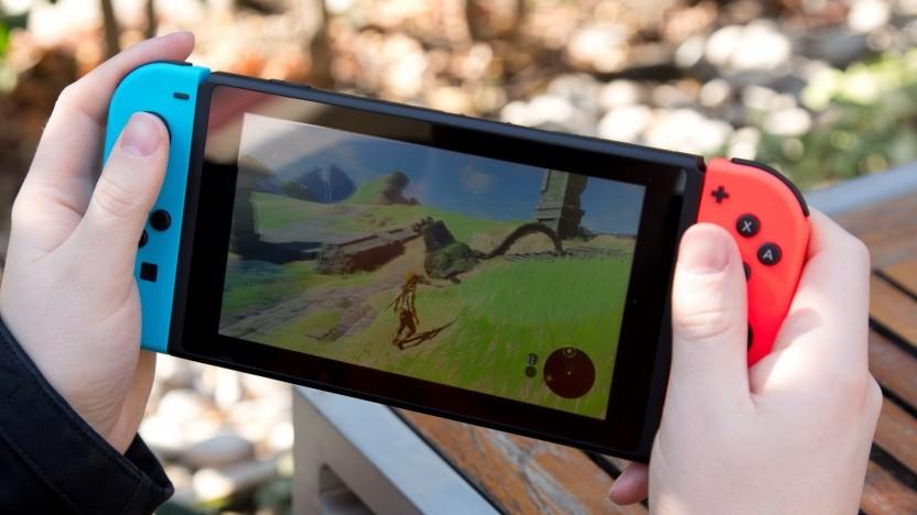 Nintendos Switch-Konsole ist Ziel vielfältiger Hack-Versuche.