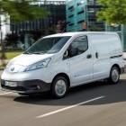 Van: Nissan NV200 wird nur noch als Elektroversion angeboten